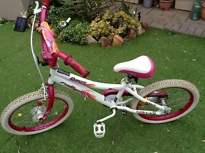 "GIRL BIKE 18"" RHAPSODY RALLYE Bradbury Campbelltown Area Preview"