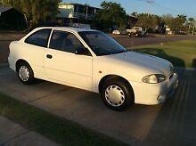 1998 Hyundai Excel Hatchback Kirwan Townsville Surrounds Preview