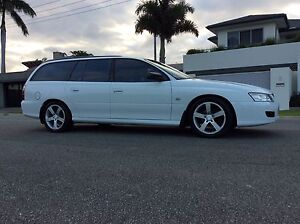 2006 Holden Commodore Wagon CERTIFIED 7 SEATER!!! Molendinar Gold Coast City Preview