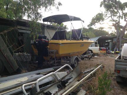 Harley Davidson for boat