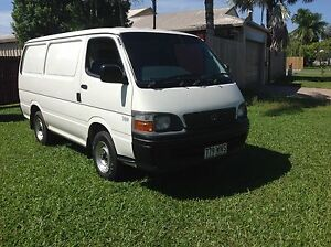 2004 Toyota Hiace Van/Minivan Cairns Cairns City Preview