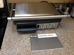 Breville 800GRXL Die-Cast Indoor Barbeque And Grill - $95.00