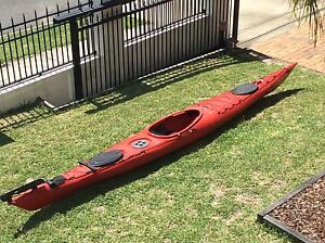 Sea kayak -touring New Farm Brisbane North East Preview