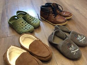 b1d896920d58a Boys Shoes Size4 | Buy or Sell Clothing for Kids, Youth in Winnipeg ...