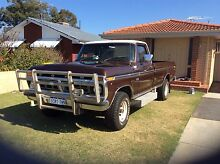 1977 Ford F100 Ute Rivervale Belmont Area Preview