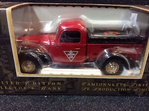 Canadian Tire Diecast 1/24 collection limitée Ford 1940 ,neuf