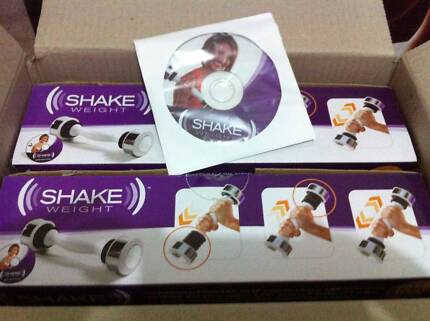 2 sets of Shakes with dvd Angle Park Port Adelaide Area Preview