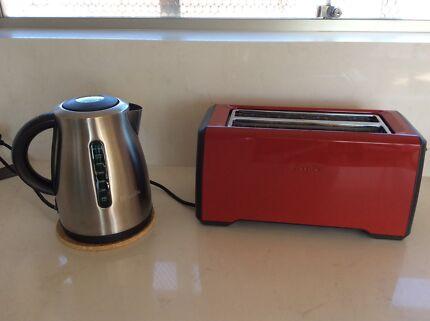 Toaster + Kettle - Breville
