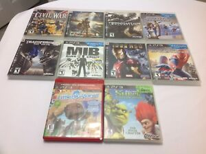 Sweet PS3 Games