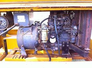 Perkins diesel generator 7.5kva suit solar backup 1 phase Nairne Mount Barker Area Preview