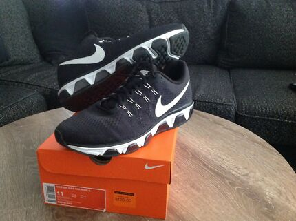 Nike knitted rainbow black/white shoes | Men's Shoes | Gumtree Australia  Liverpool Area - Edmondson Park | 1182794357