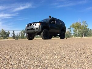 2008 Nissan Xterra Off-road V8 Swapped