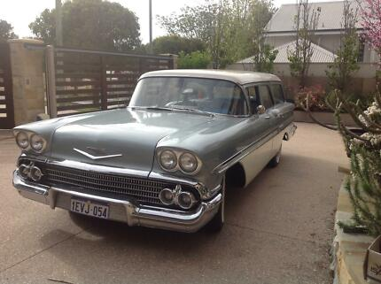 1958 Chevrolet Other Wagon