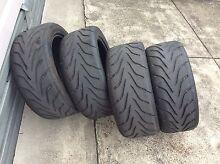 4 x Toyo R888 Semi Slick Race Tyres New Lambton Newcastle Area Preview
