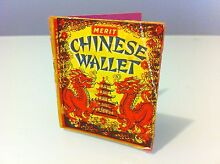 Retro - Magical Chinese Wallet Hamilton Brisbane North East Preview