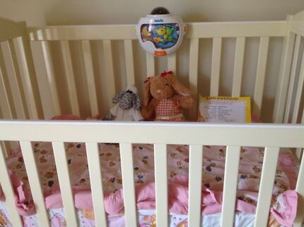 Cot in good condition with mattress