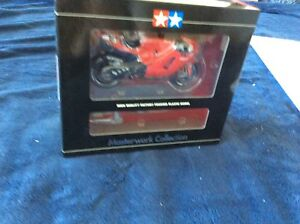 Tamiya Masterwork Collection Ducati Desmosedici finished model