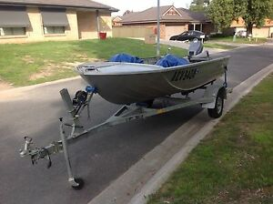 Great first boat Albury Albury Area Preview
