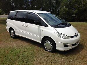 2004 Toyota Tarago Wagon Elanora Gold Coast South Preview