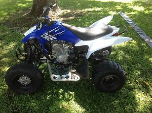2013 125 yamaha raptor Ayr Burdekin Area Preview
