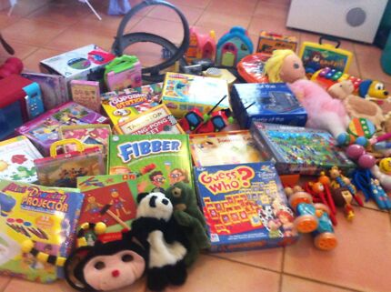 HUGE TOY SALE - BARGAIN!!!! CHEAP!!!! Only $50 for the LOT!!! Montville Maroochydore Area Preview