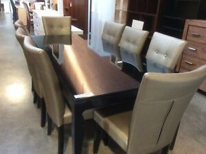 9 Piece Dining Suite Wangara Wanneroo Area Preview