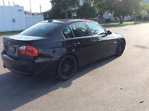 BMW  series 323i with two sets of rims