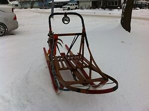 Custom made Racing Dog Sled