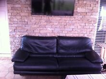 Leather sofa Cartwright Liverpool Area Preview