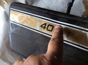 SOLD 1976 Yamaha RD400 Injection Oil Tank Reservoir
