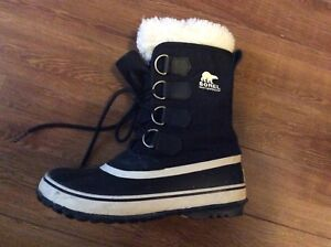 Women's winter sorel carnival boots