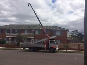 1999 crane truck low kms Canterbury Canterbury Area Preview