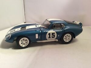 Diecast Car Shelby Cobra Daytona Coupe