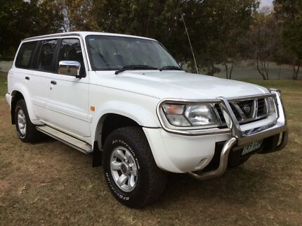 1998 Nissan Patrol TI 7 Seater 4x4 auto wagon Rochedale Brisbane South East Preview
