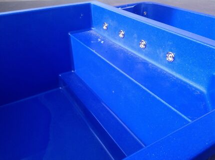 THE ALL NEW BALI PLUNGE POOL  3.1 mts square and 1.6 mts deep
