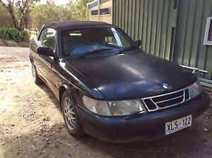 Saab convertible Nairne Mount Barker Area Preview