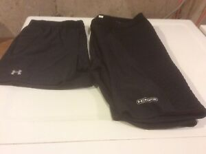 Under Armour Padded Compression Shorts  - lightly used