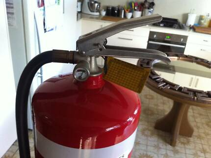 Fire extinguisher (commercial powder) Dulwich Hill Marrickville Area Preview