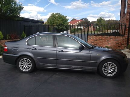 BMW Sedan Jerrabomberra Queanbeyan Area Preview