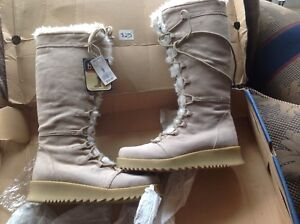 b.u.m. Size 9 real leather boots