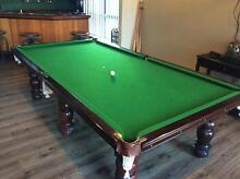 Slate pool table Berkeley Wollongong Area Preview