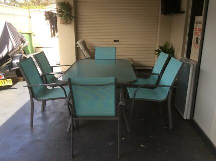Aluminium Outdoor Table And Chairs Part 59