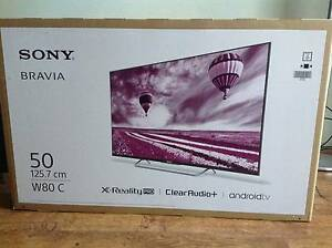 "Brand New Sony Bravia 50"" inch 3D LED Smart TV Ryde Ryde Area Preview"