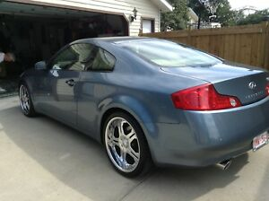 2005 Infiniti G35 Coupe - immaculate condition.