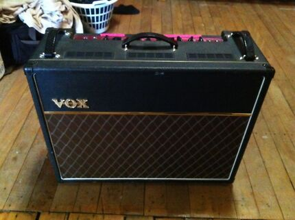 Vox AC30 C2X guitar amp twin combo blue speakers Chippendale Inner Sydney Preview