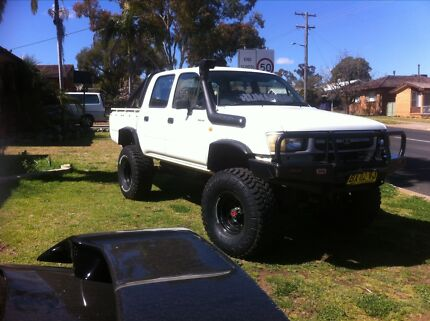 6 inch hilux Sydney City Inner Sydney Preview