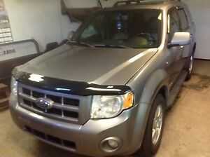 2008 Escape 4WD