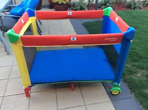 Portable / Travel Cot  |  Excellent Condition Fulham Gardens Charles Sturt Area Preview