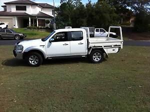 2008 Ford Ranger Ute Maitland Maitland Area Preview