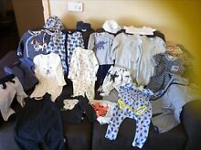 Baby bundle brands a seed pure baby fox finch ect Reservoir Darebin Area Preview